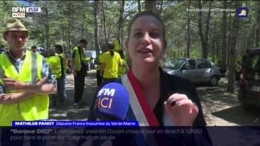 Hautes-Alpes: des manifestations sur des barrages contre la réorganisation d'EDF