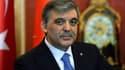 Le président turc Abdullah Gül le 17 février dernier.