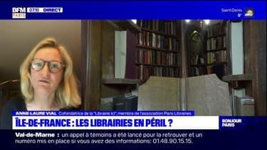 """Confinement: la plus grande librairie indépendante de Paris """"espère"""" pouvoir rouvrir prochainement"""
