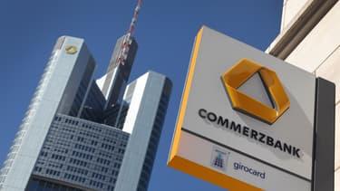 Commerzbank paie une lourde amende pour mettre fin aux enquêtes américaines sur ses transactions avec des pays sous sanctions américaines.