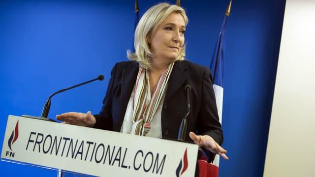 A Limoges, un élu Les Républicains rejoint le groupe Bleu Marine proche du Front national - Vendredi 25 mars 2016