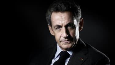 Nicolas Sarkozy, le 18 octobre 2016 à Paris