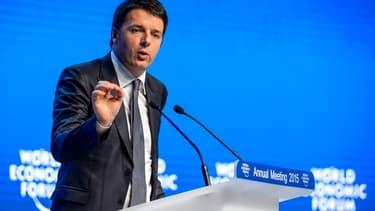 Matteo Renzi veut instaurer un salaire minimum qui devrait se situer entre 6,50 et 7 euros par heure.