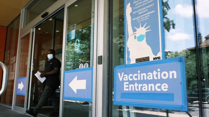 Vaccination obligatoire à partir de la mi-août à New York pour les lieux accueillant du public