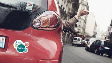 La SNCF détient 75% du service de location de voitures entre particuliers Ouicar.