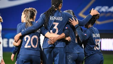 Les Bleues se sont encore imposées face à la Suisse mardi soir