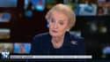 Madeleine Albright, ancienne secrétaire d'Etat sous Bill Clinton