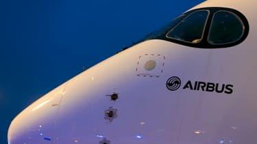 Airbus a engrangé 169 commandes en novembre.