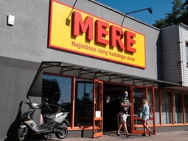 Un magasin Mere