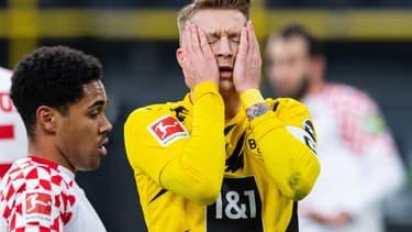 Marco Reus, à Dortmund le 16 janvier 2021