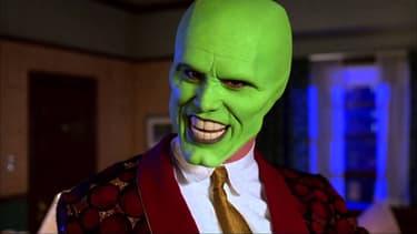 Jim Carrey dans The Mask