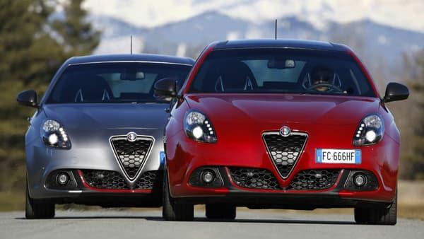 Alfa Romeo conserve le moteur de 240ch, mais pas la patronyme Quadrifoglio Verde, qui ne représentera désormais que des versions exclusives.