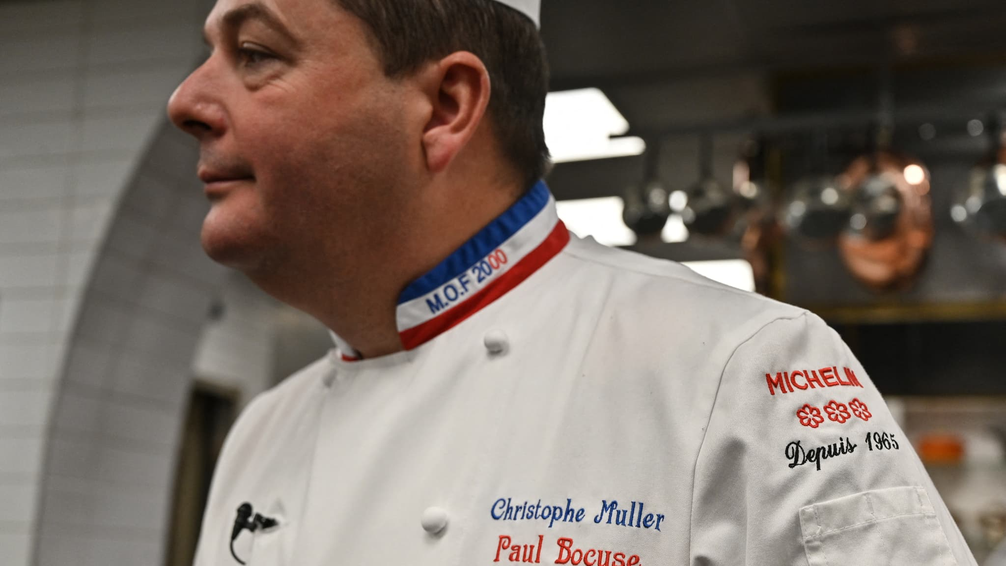 Christophe Muller, chef historique de Paul Bocuse, rend son tablier