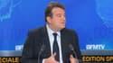 """Pour Thierry Solère, les élections régionales sont """"une vraie victoire pour la droite""""."""