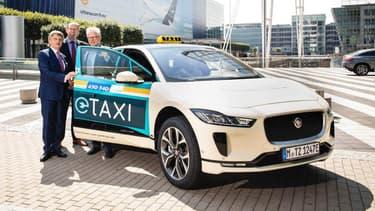 La ville de Munich  a commandé 10 Jaguar I-Pace
