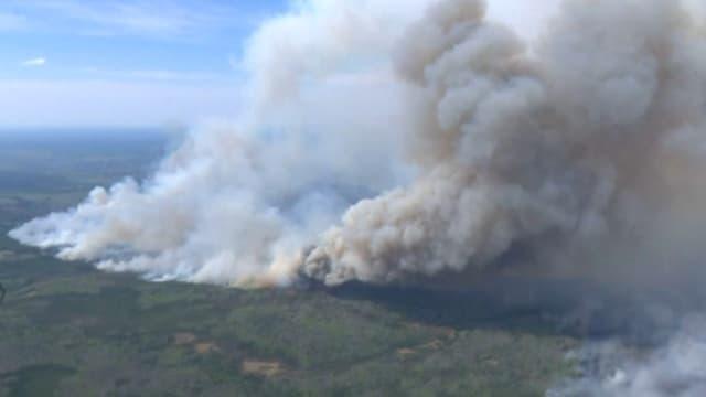Depuis le 1er mai, un gigantesque incendie ravage la région de Fort McMurray au Canada.