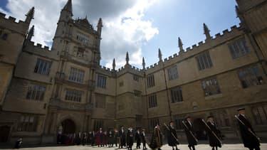 L'université d'Oxford veut diversifier ses sources de financement.