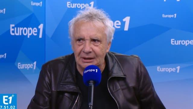 Michel Sardou était l'invité d'Europe 1 ce vendredi 26 juin.