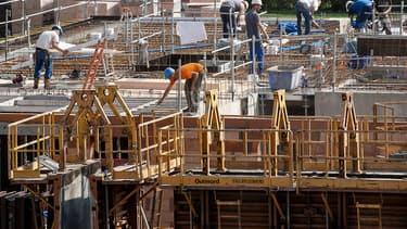 Le secteur de la construction est sinistré.