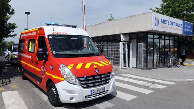 Une ambulance à Toulouse (photo d'illustration)