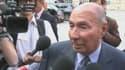 Serge Dassault est mis en cause par le site d'information Mediapart.