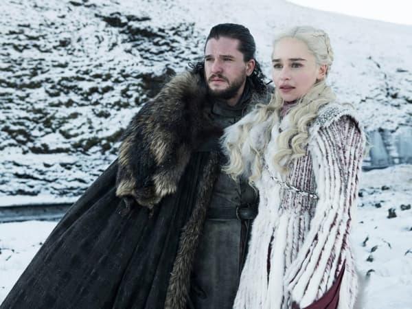 Jon Snow et Daenerys