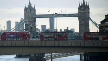 London Bridge à Londres le 4 juin 2017