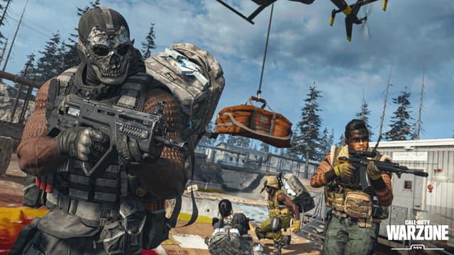 Le jeu Call of Duty: Warzone