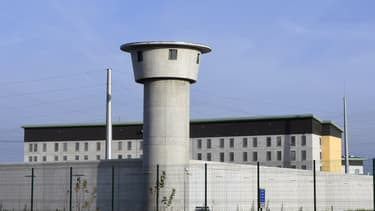 La prison de Valence, dans la Drôme.
