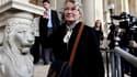 Daniele Gonnin, la mère de Kalinka Bamberski, que Dieter Krombach est soupçonné d'avoir tuée en 1982. La mère de la victime a fait jeudi au procès du médecin allemand le récit d'un trio amoureux - elle-même, son mari d'alors et père de la jeune fille Andr