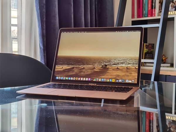 Le MacBook Air (2020) d'Apple
