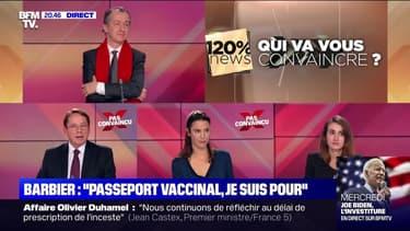 Ludovic Toro, Julie Graziani, Claire Lejeune et Christophe Barbier, qui va vous convaincre ? - 18/01