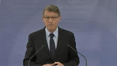 Vincent Peillon devant le Conseil supérieur de l'Education