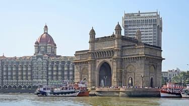 La Porte de l'Inde, à Bombay.