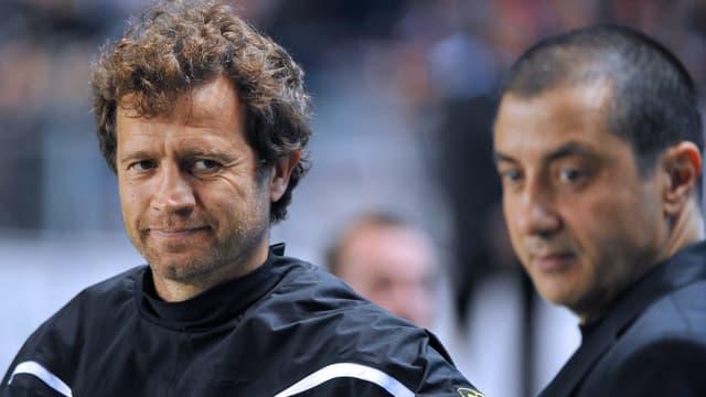 Fabien Galthié et Mourad Boudjellal