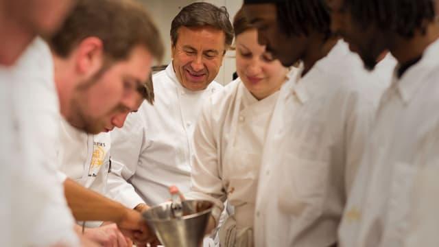 Daniel Boulud a ouvert son premier restaurant à New York, le Daniel, il y a 25 ans.