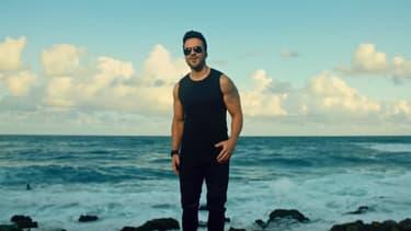 """Luis Fonsi dans le clip de """"Despacito"""""""