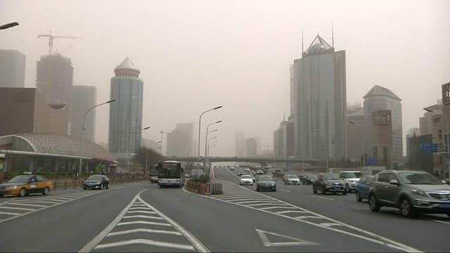 La pollution de l'air tue 7 millions de personnes par an dans le monde, alerte l'OMS.