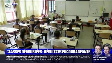 Les résultats encourageants des classes dédoublées dans certaines zones d'éducation prioritaires