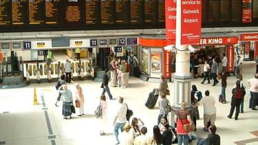 La gare Victoria à Londres (Photo d'illustration)