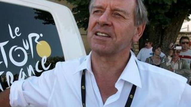 Gérard Porte, médecin chef du Tour pendant près de 40 ans