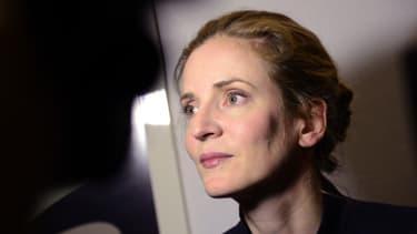 La députée-maire de Longjumeau et candidate à la primaire UMP pour les municipales à Paris, Nathalie Kosciusko-Morizet