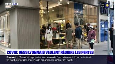 Crise économique: à Lyon, des commerces restent ouverts tout l'été
