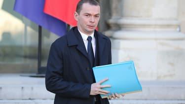 Olivier Dussopt, secrétaire d'Etat auprès du ministre de l'Action et des Comptes publics, est en charge de la réforme des fonctionnaires.