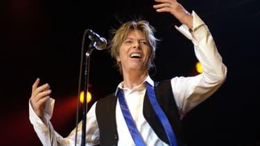 David Bowie avait empoché 55 millions de dollars à l'époque