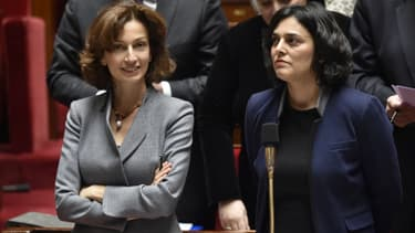 Audrey Azoulay et Myriam El Khomri recevront la direction du groupe Canal+ ce lundi, pour évoquer la crise à iTELE. (Photo d'illustration)