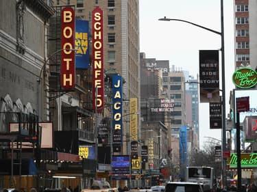 Broadway à New York