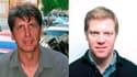 Stéphane Taponier (à gauche) et Herve Ghesquière, journalistes de France 3, sont retenus en otages, avec leurs trois accompagnateurs, depuis 300 jours en Afghanistan. /Photo d'archives/REUTERS/France 3
