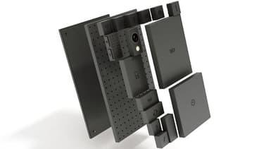 Avec Phonebloks, si l'un de ces composants est défectueux, il suffit de le décrocher et de le changer.