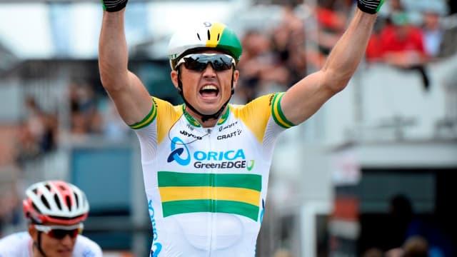 A 33 ans, Simon Gerrans triomphe lors de Liège-Bastogne-Liège
